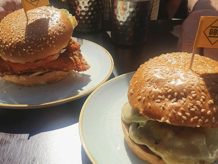 Gourmet Burger Kitchen is Back!