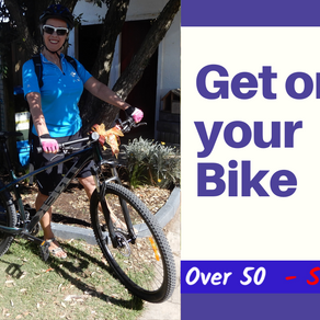Getting Back on Your Bike Over 50