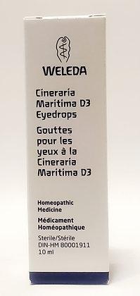 Cineraria D3 Eyedrops - Cataract
