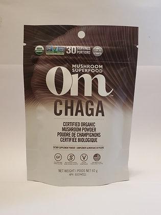 Om Chaga powder