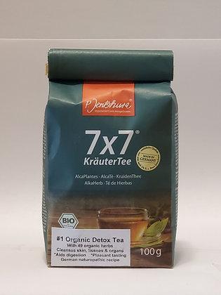 7x7 herbal tea  100g