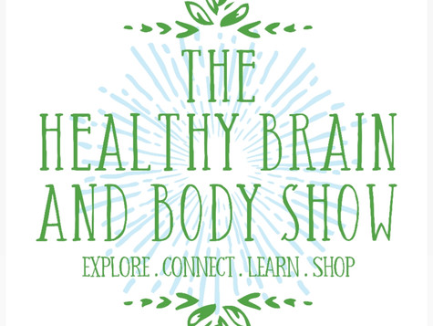 The Healthy Brain and Body Show 2019