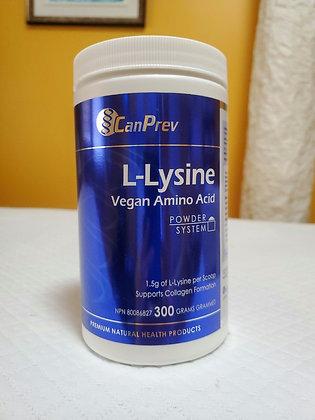 L- Lysine powder 300 g by Canprev