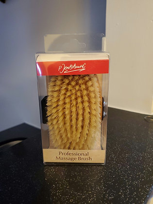 Professional massage brush