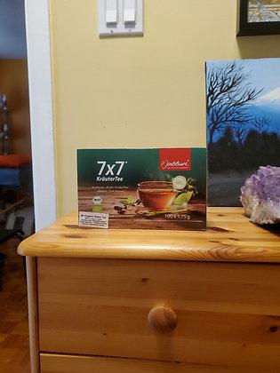7x7 Alkaherb  100 teabags