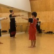 Martial Arts Fusion classes