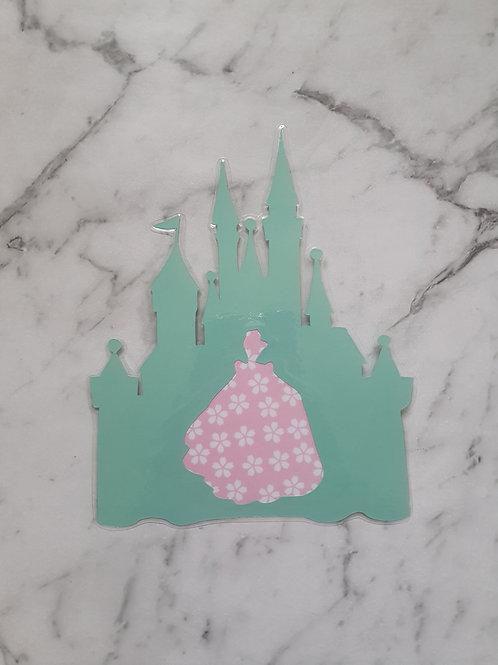 Castle Bookmark