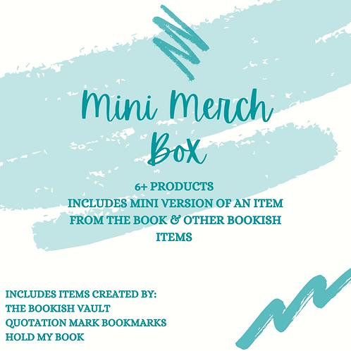 Mini Merch Box