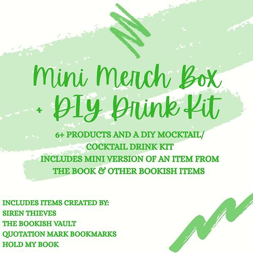 Mini Merch Box + DIY Drink Kit