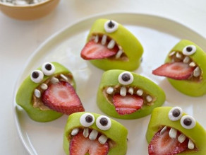 Healthy Halloween Recipes