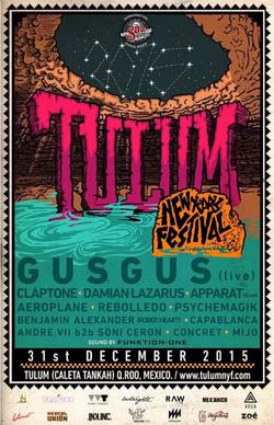Tulum NYF 2015-2016