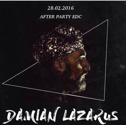 Damian Lazarus ADC