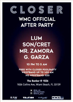 WMC After Party