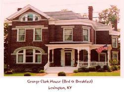 George Clarke Bed & Breakfast