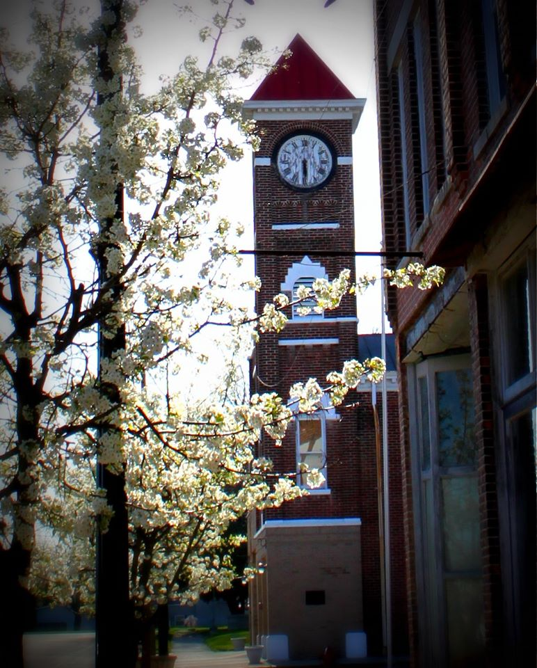 Redkey Clock Tower