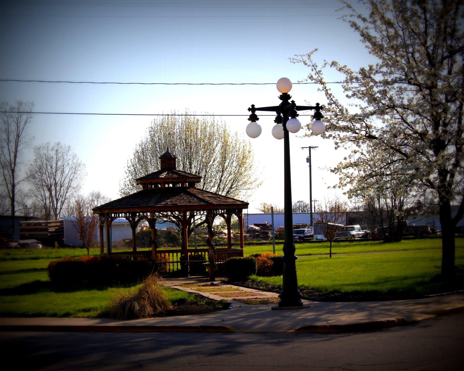 Redkey Park