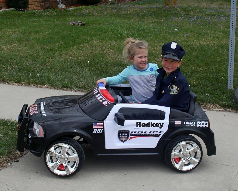 Redkey Jr Police