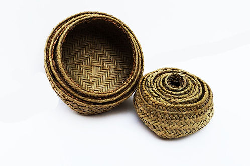 Tarahumara Baskets - 10 SMALL