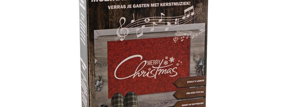 Dørmåtte sensor med 2 jule sange