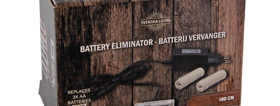 Batteri erstatter til 3xAA