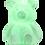 Thumbnail: RGB Bamse lampe med farveskift