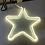 Thumbnail: Lille stjerne neon led
