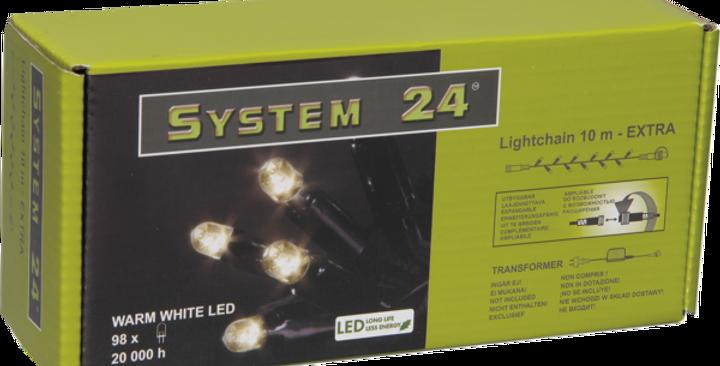 PRO Star Trading System 24 LED kæde 10m
