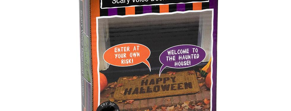 Halloween dørmåtte sensor med 3 uhyggelige lyde