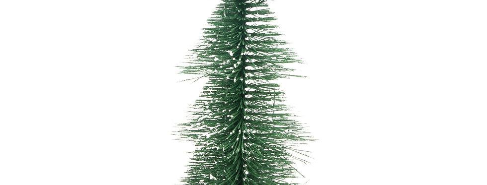 Dekorations juletræ 22 cm.