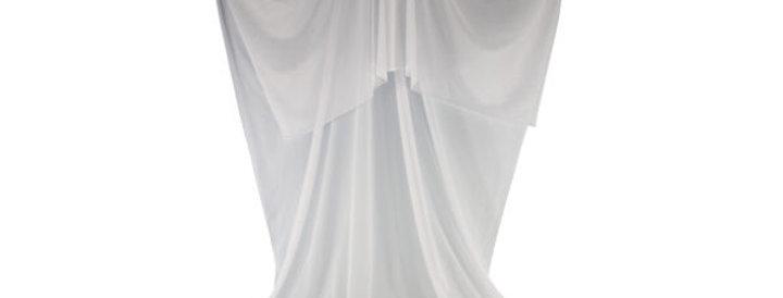 Kæmpe spøgelse over 2m høj