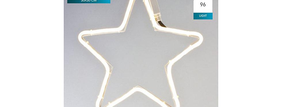 Lille stjerne neon led