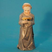 Worcester Monk with Knee Bent