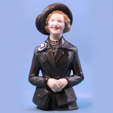 Margret Thatcher Winning Finchley