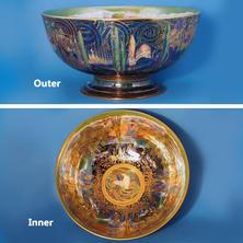 Fairyland Lustre Bowl