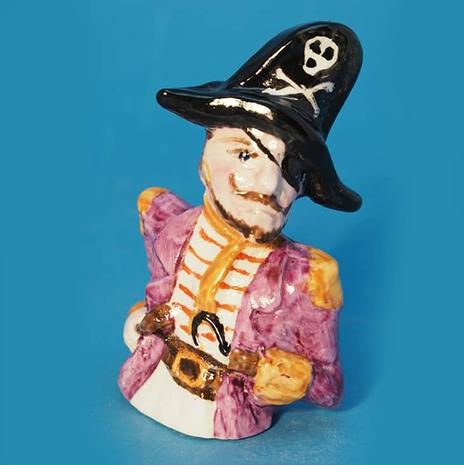 David Bowkett Pirate