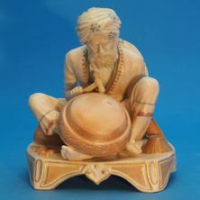 Indian Craftsman Haji Mijak - Coppersmith
