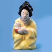 Worcester Japanese Girl