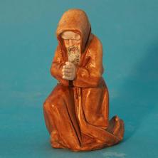Worcester Kneeling Monk