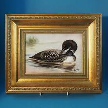 Skerrett Plaque Duck