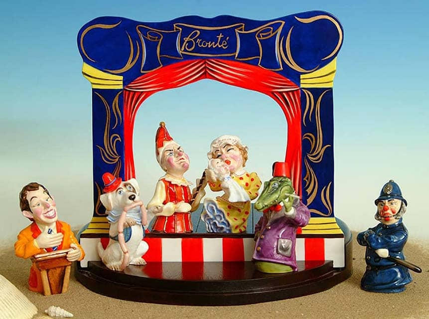 Punch and Judy Set