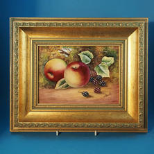 Skerrett Plaque Fruit Apples