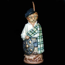 Clowder of Cats Scottish Fold