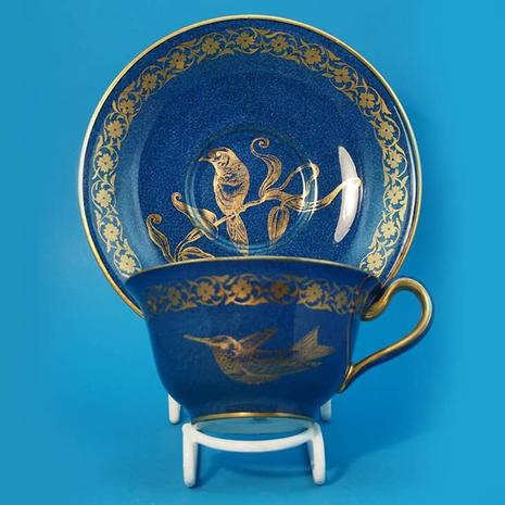 Lustre Cup & Saucer