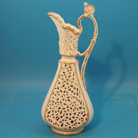 Reticulated Ewer