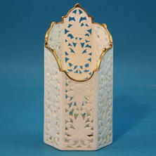 Reticulated Spill Vase
