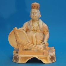 Indian Craftsman Shaban - Gold Brocade Maker
