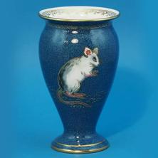 Lustre Vase