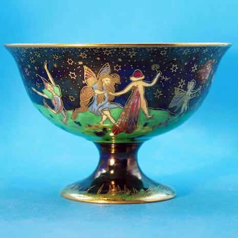 Fairyland Stemmed Bowl