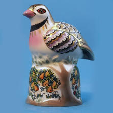 Worcester Partridge in a Pear Tree Limited Edition