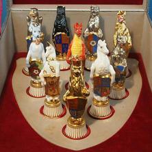 Queens Beasts Box of Ten